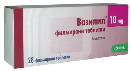 Липримар: таблетки 10 мг, 20 мг, 40 мг, 80 мг