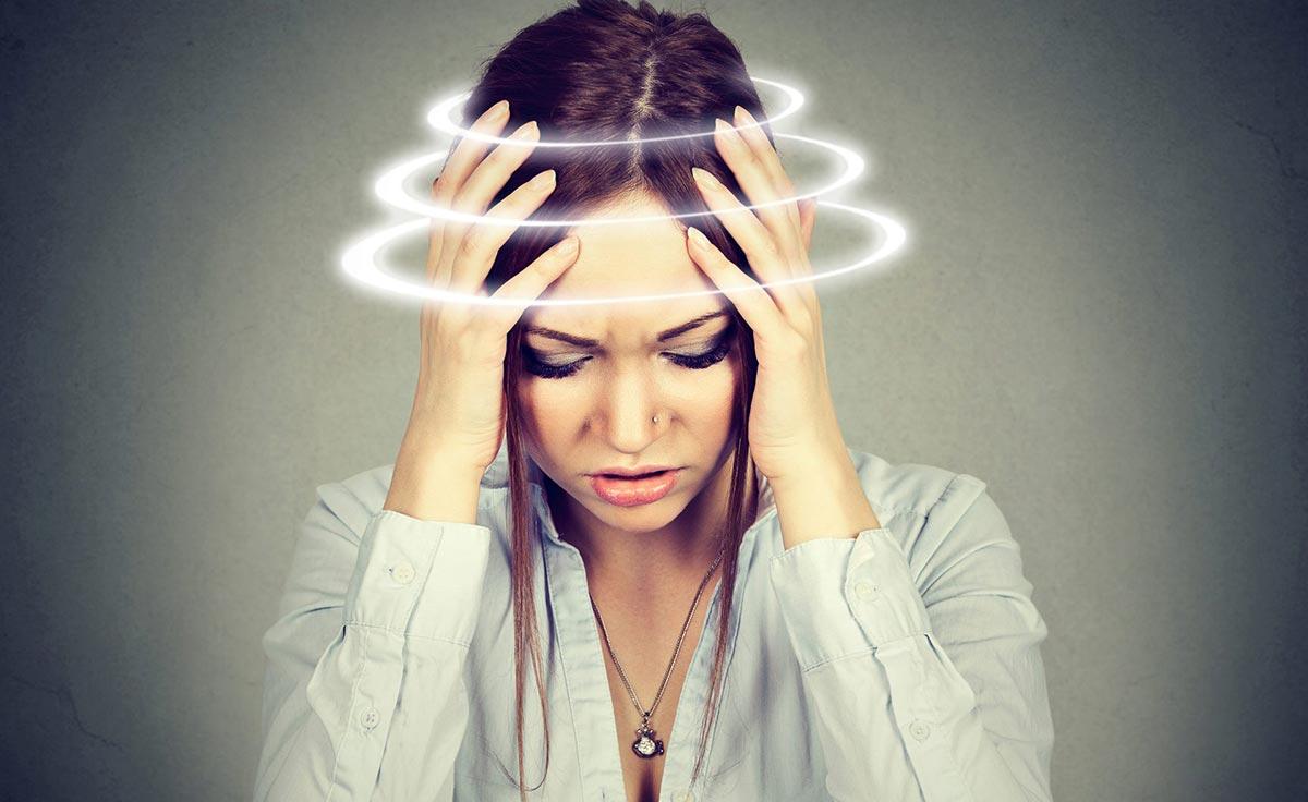 Причины постоянных головокружений
