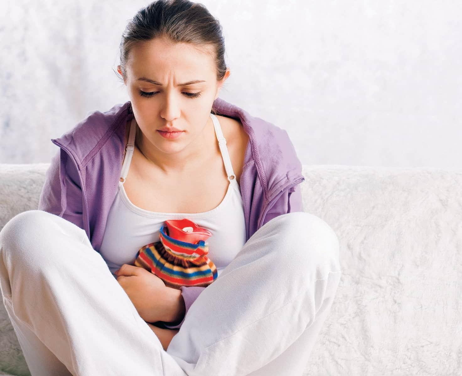 Сбалансированное питание во время месячных поможет улучшить самочувствие