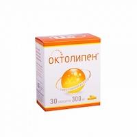 Октолипен - средство против диабетической полинейропатии
