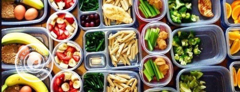 Пятиразовое питание для похудения: основные правила и меню