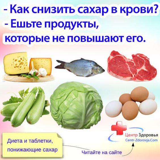 Что можно есть при диабете 2 типа: меню на неделю