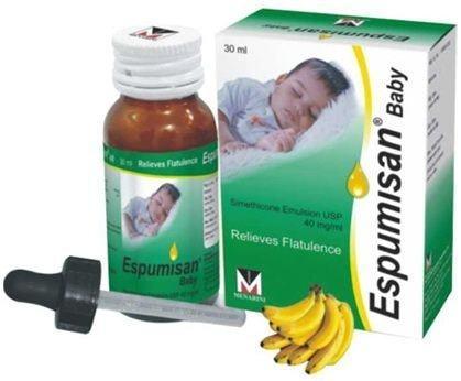 Эспумизан бэби: инструкция по применению для новорожденных