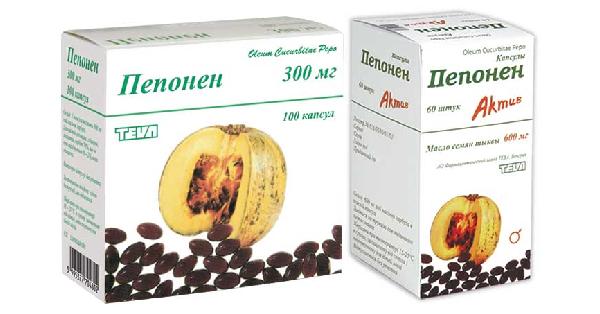Пепонен — средство для борьбы с простатитом