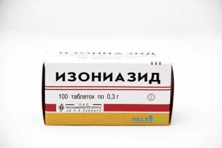 Лекарство от туберкулеза тубазид изониазид: для чего применяется, формула, фармакологическая группа препарата, механизм действия