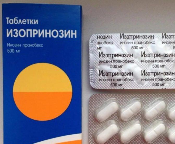 Изопринозин (таблетки) – инструкция по применению (взрослым, детям), применение при впч и других инфекциях, аналоги, отзывы, цена