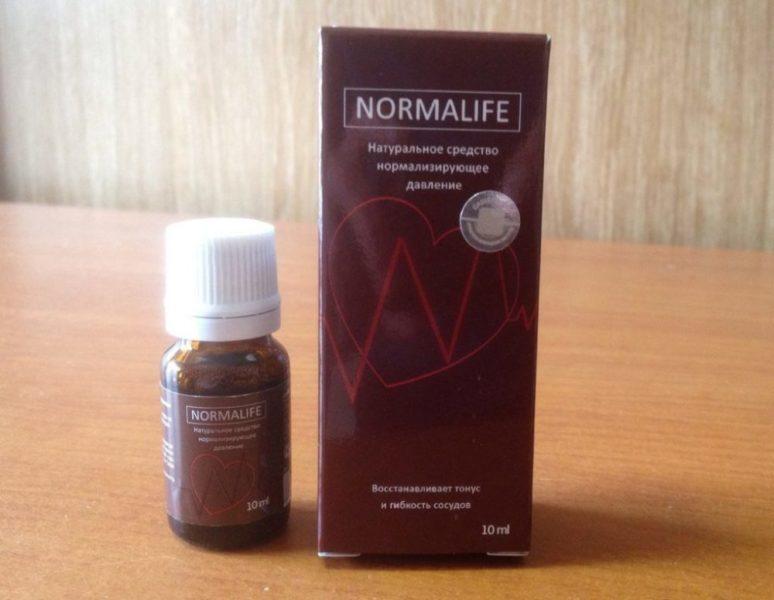 Средство от давления — «normalife»