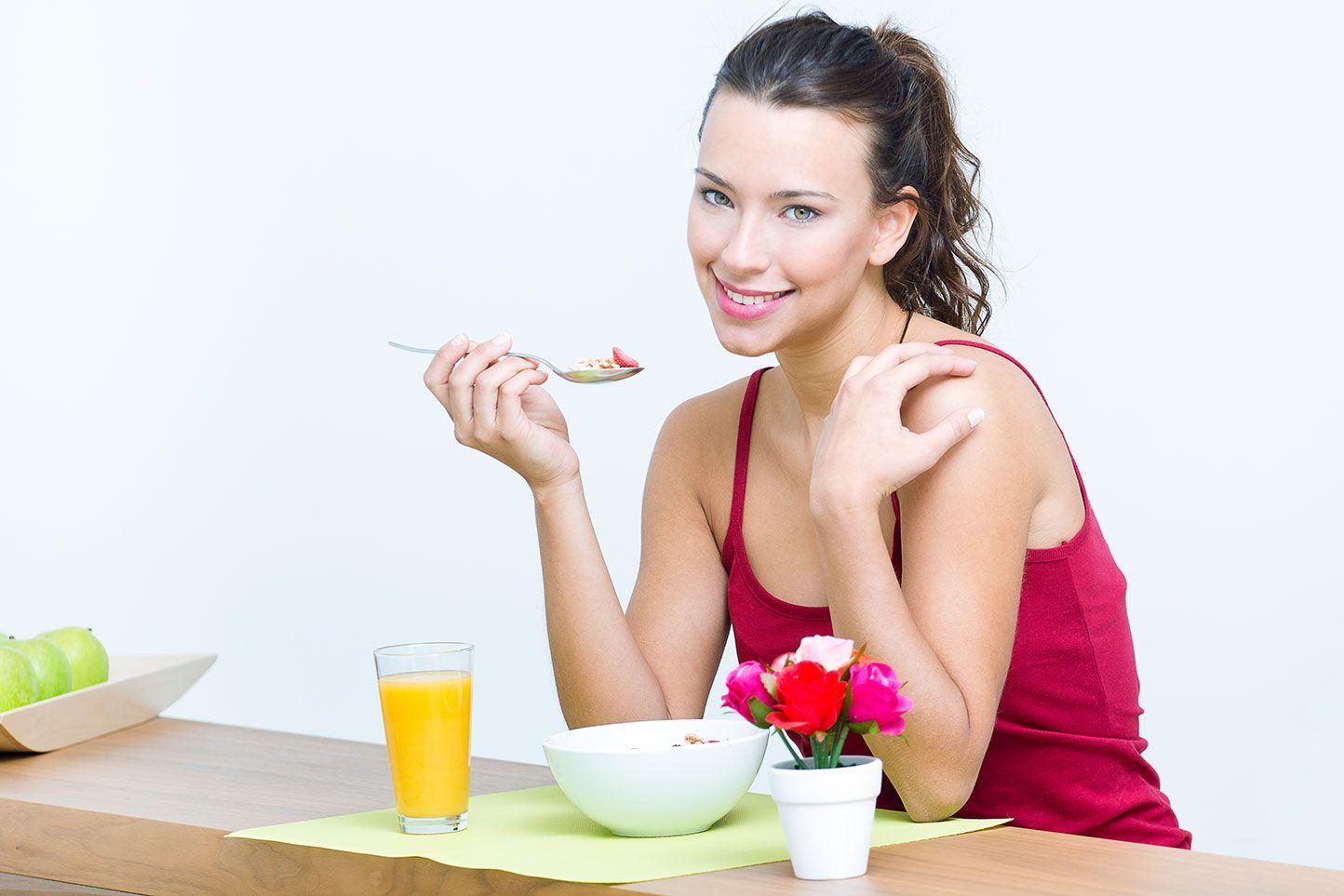 Голодные диеты не эффективны