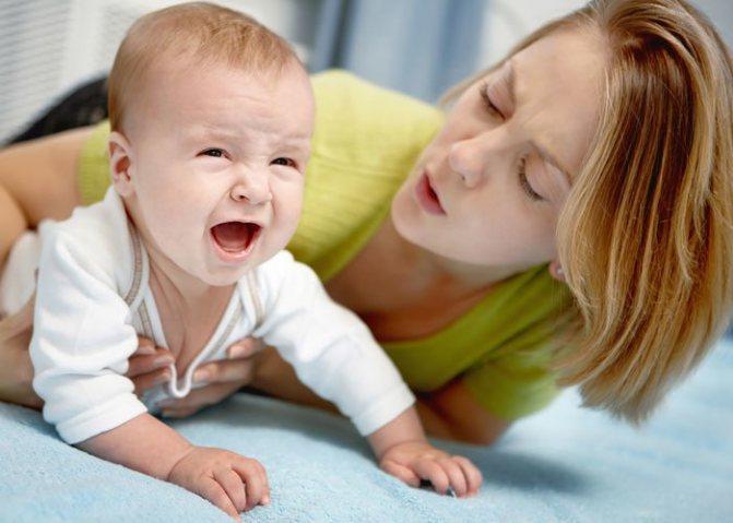 Слизь в кале у новорожденного на грудном, искусственном, смешанном вскармливании. причины, лечение