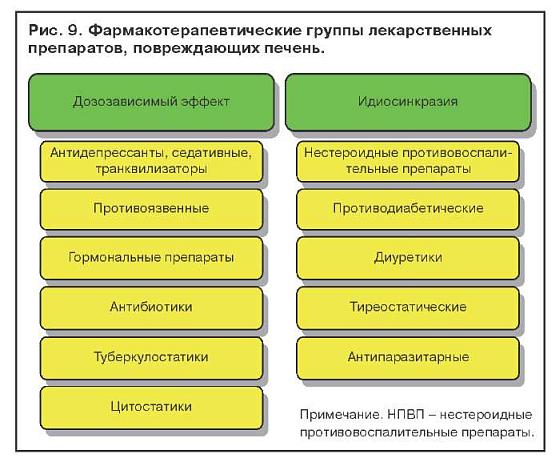 Лекарственные препараты для лечения и восстановления печени: особенности и цены