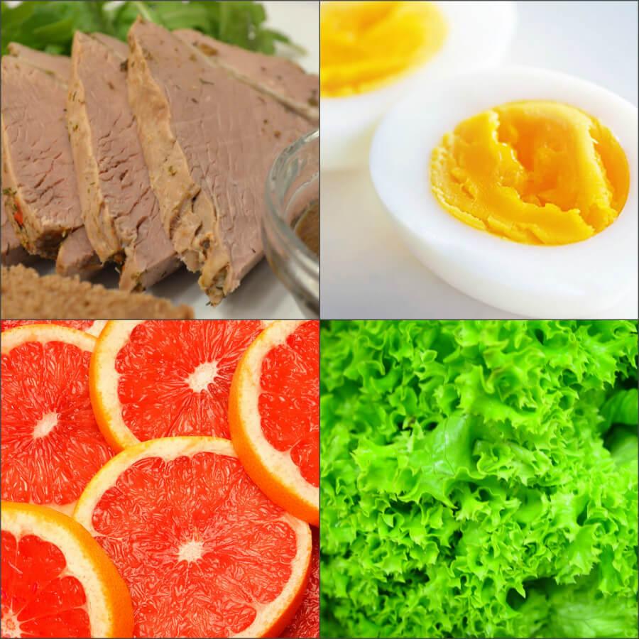 Яичная диета усама хамдий: принципы питания и меню