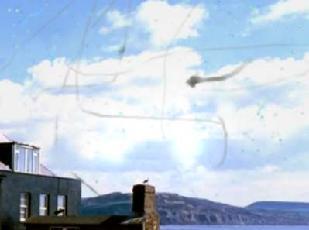 Мушки перед глазами (деструкция стекловидного тела): что это такое?
