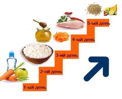 Диета лесенка: отзывы и результаты с фото до и после. диета лестница 5,7 и 12 дней