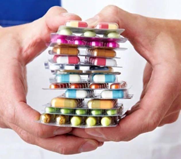 Антибиотики при бронхиальной астме у взрослых название