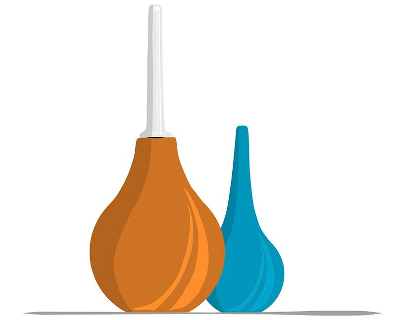 Как правильно сделать клизму при запоре в домашних условиях: раствор, описание процедуры