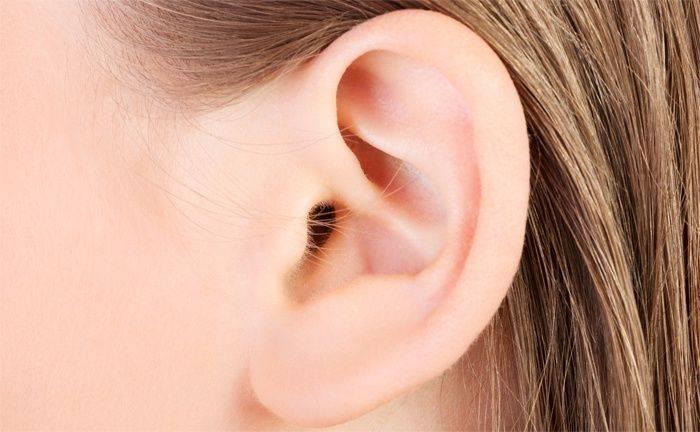 Грибок в ушах (отомикоз): симптомы и лечение