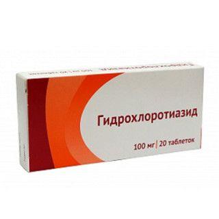 Противопоказания к использованию препарата гидрохлортиазид