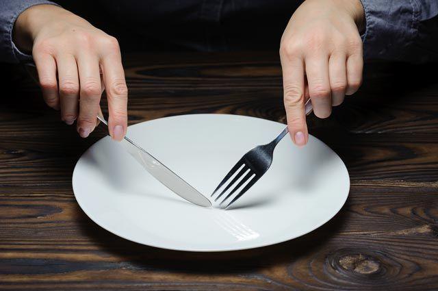 Какие изменения происходят в организме при голодании