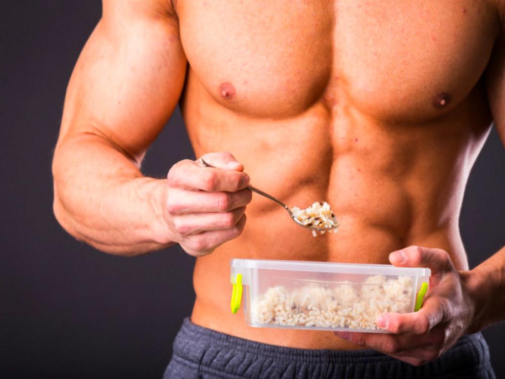 Правильное питание спортсмена: меню на неделю