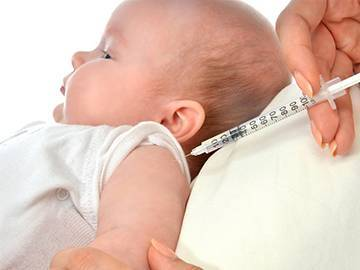 Гноится бцж у грудничка: последствия, температура после, покраснела реакция на прививку, куда делают младенцу