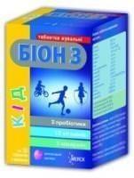 Пробиотик для улучшения иммунитета - бион 3