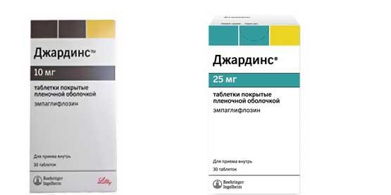 Аналоги таблеток форсига