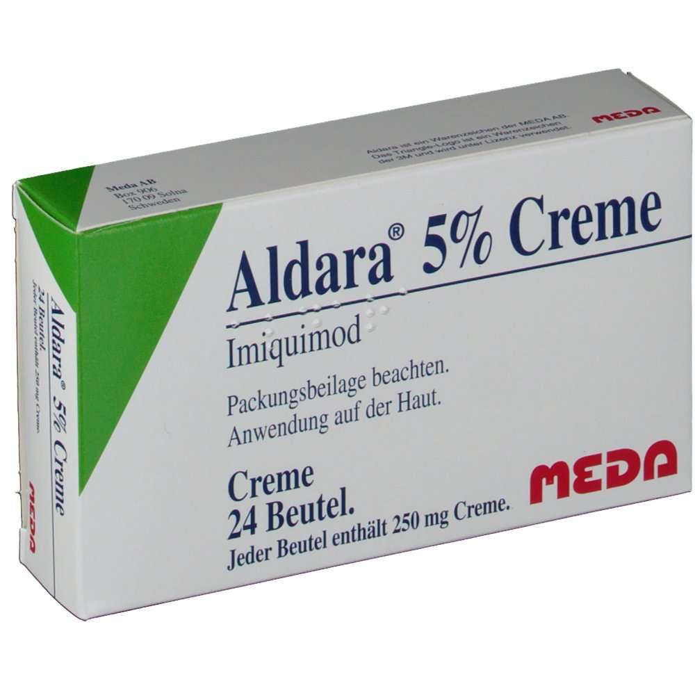 Алдара крем