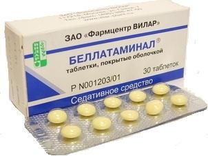 Кода назначают беллатаминал: инструкция по применению и отзывы людей