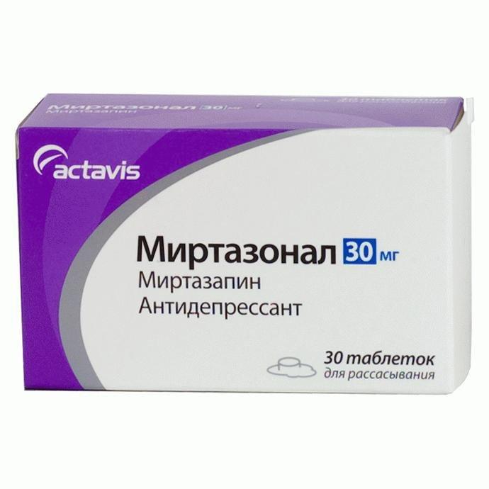 Миртазонал - инструкция по применению, цена, аналоги, дозировка для взрослых и детей