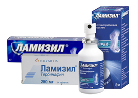 Ламизил крем