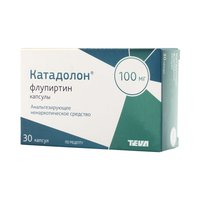 Инструкция по применению и аналоги препарата флупиртин