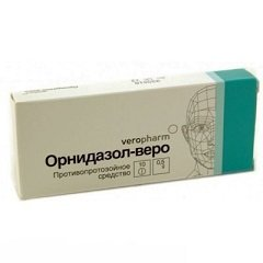 Орнидазол - инструкция по применению, аналоги, отзывы, цена