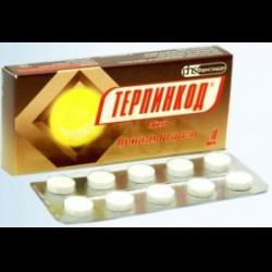 Терпинкод - реальные отзывы принимавших, возможные побочные эффекты и аналоги