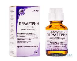 Циперметрин от клопов