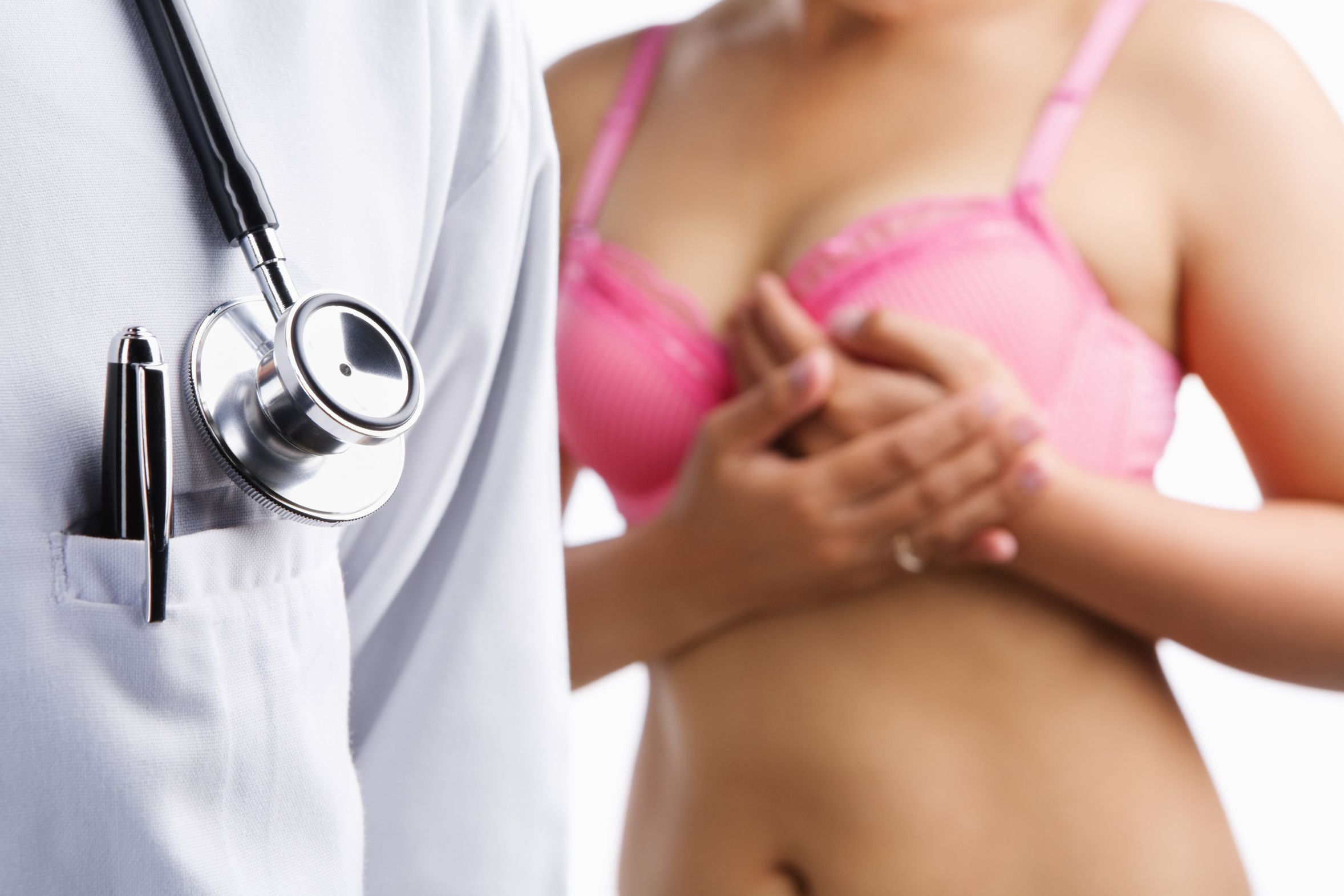 Нормальные и патологические выделения из груди