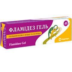 Фламидез гель
