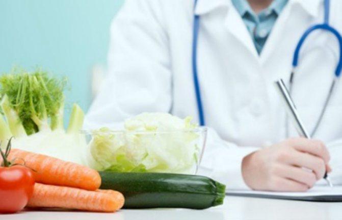 Принципы диеты при мочекаменной болезни