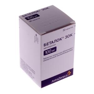 Беталок зок – состав, правила применения таблеток и лучшие аналоги