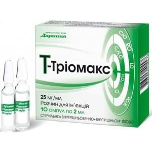 Инструкция по применению уколов тиотриазолин