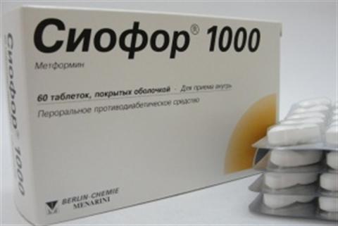Таблетки «сиофор 500» для похудения: отзывы, как принимать для снижения веса