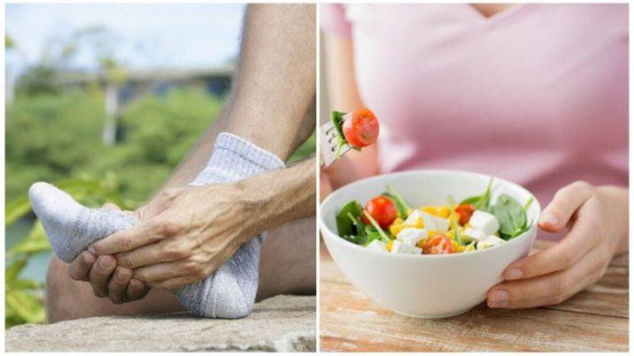 Лучшая диета при повышенной мочевой кислоте в крови