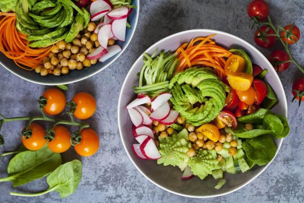 Вегетарианская диета: меню, польза и вред   food and health