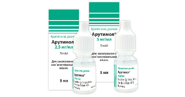 Капли арутимол: инструкция по применению и аналоги препарата
