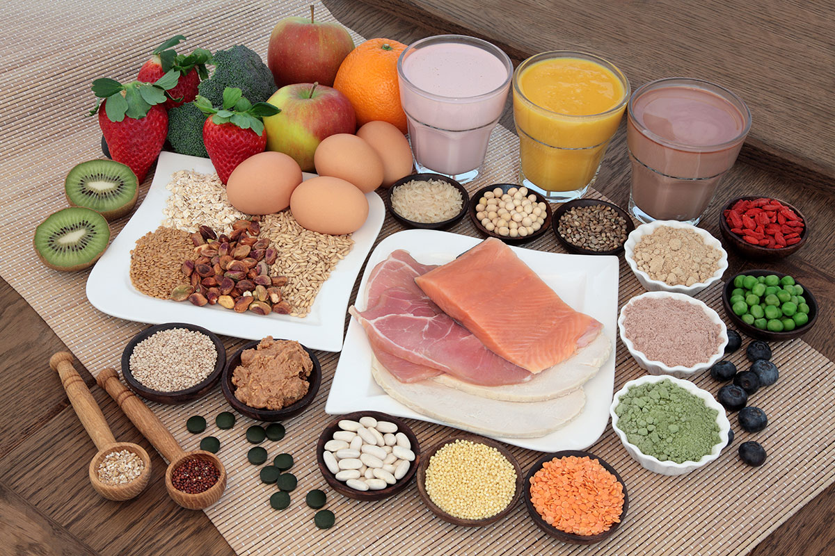 Рацион спортивная диета