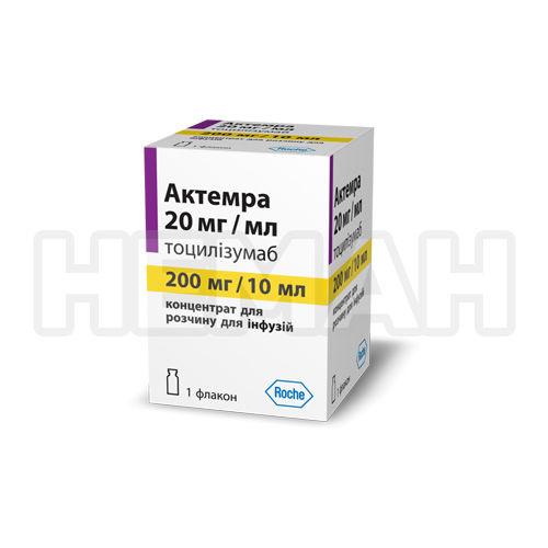 Актемра при ревматоидном артрите и других заболеваниях суставов