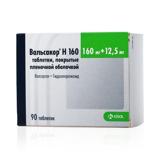 Таблетки н 80 и 160 мг вальсакор: инструкция, цены и отзывы