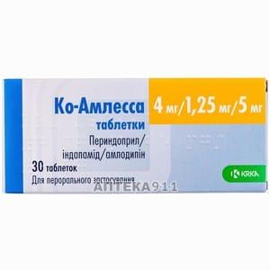 Амлесса инструкция по применению (таблетки 8 мг/10 мг)