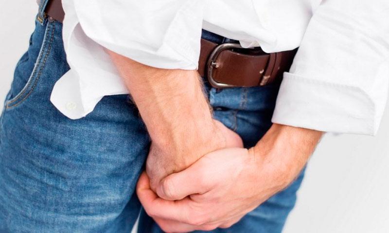 Выделение из уретры у мужчин