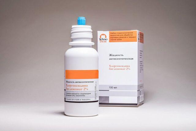 Хлоргексидин: инструкция, цена и аналоги