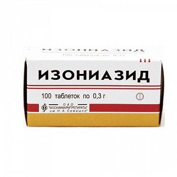 Таблетки изониазид: инструкция по применению, аналоги и отзывы